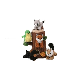 "Tree House Playset 12""h"