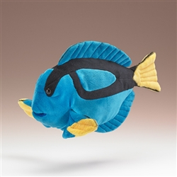 "Blue Tang Fish Large 15"" L"