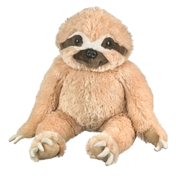 "Sloth Extra Large Plush Toy 30"" H"