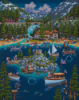 Lake Tahoe 500-Piece Puzzle