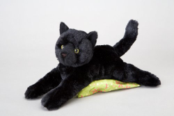 Tug Black Cat