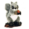 Gray Squirrel with Acorn