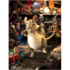 Pack Rat Puppet with Sack