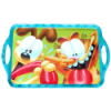 Garfield and Odie Serving Tray