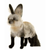 "Hansa South African Bat Eared Fox 22"" L"