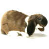 "Hansa German Lop Eared Bunny 9"" L"