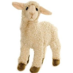 Hansa White Sheep Kid (Lamb)