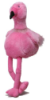 Flamingo Puffy