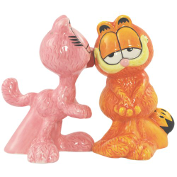 Arlene and Garfield Salt & Pepper Shakers