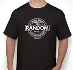 Team Random Heli - Basic T-Shirt, Black