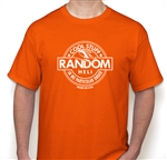 Team Random Heli - Basic T-Shirt, Orange