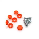 Mounting Screws and Orange Covers for STC5565 Skid Clamp Bases