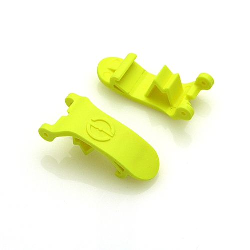 Skid Clamp Latch Goblin 500 Yellow
