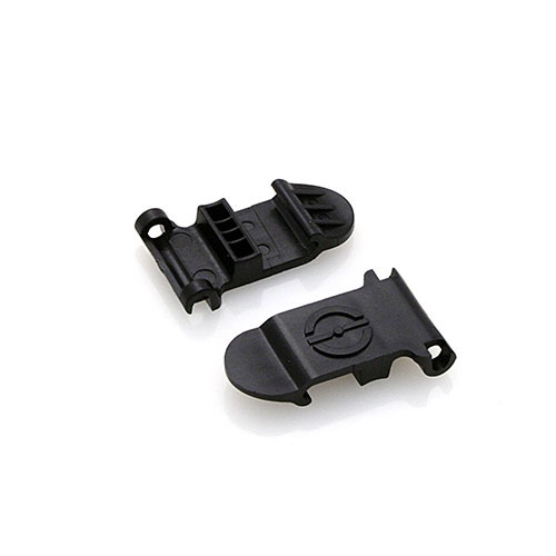 Skid Clamp Latch 5.5mm-6.5mm Black