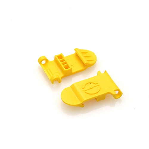Skid Clamp Latch 5.5mm-6.5mm Yellow