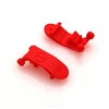 Skid Clamp Latch Goblin 630/700/770 Red