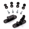 Skid Clamp Assembly 8.0mm Black