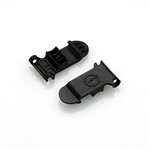 Skid Clamp Latch 8.0mm Black