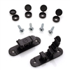Skid Clamp Assembly 9.0mm Black