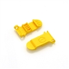 Skid Clamp Latch 9.0mm Yellow