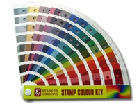 Stanley Gibbons Stamp Colour Key