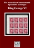 ACSC KGVI catalogue - 2019 Australian Commonwealth Specialists' Catalogue BW 4th Edition King George VI