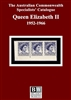 *NEW* ACSC QEII catalogue 2019 Australian Commonwealth Specialists' Catalogue BW 4th Edition Queen Elizabeth II 1952-1966