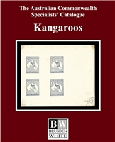 ACSC Kangaroos catalogue - 2017 Australian Commonwealth Specialists' Catalogue - BW 6th Edition 'Kangaroos and the Early Federal Period 1901-12'