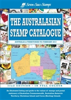 Current Edition Seven Seas Australasian Stamp Catalogue 32nd Edition Australia and Territories