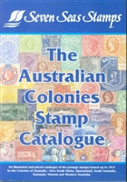Seven Seas The Australian Colonies Stamp Catalogue 2nd Edition