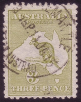 Kangaroo SG 5 First watermark die I  3d