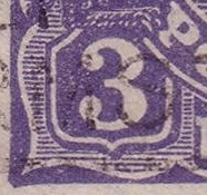 KGV SG 128 BW ACSC 109j listed flaw 8L11 1932 3d blue