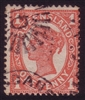 QLD SG 288 1907-11 one penny