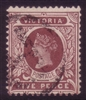 VIC SG 422 1905-13 five pence