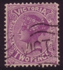 VIC SG 459 1912 two pence