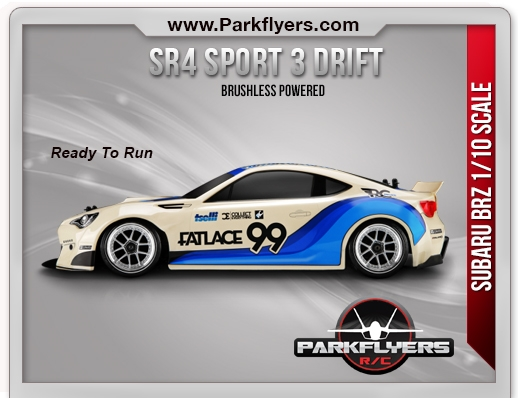 RS4 Sport 3 Drift Subaru BRZ