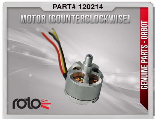 Orbot Motor (Counterclockwise)