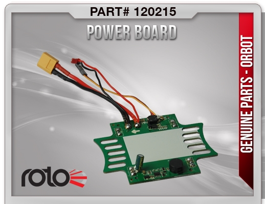 PC Powerboard
