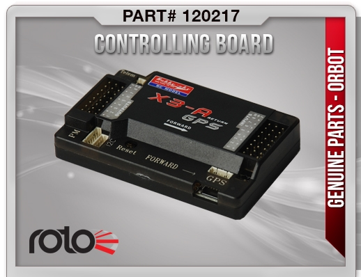 Orbot Controlling Board