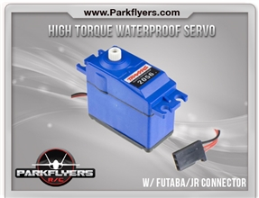 High Torque Waterproof Servo