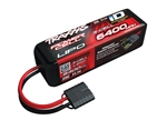 2857X - 6400mAh 11.1v 3-Cell 25C LiPo Battery