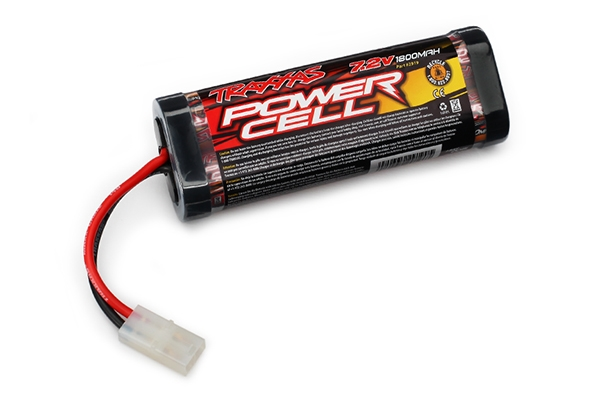 2919 - Battery, Series 1 Power Cell 1800mAh (NiMH, 6-C flat, 7.2V, Sub-C)