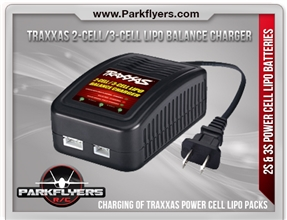 Traxxas 2-cell/3-cell Lipo Balance Charger