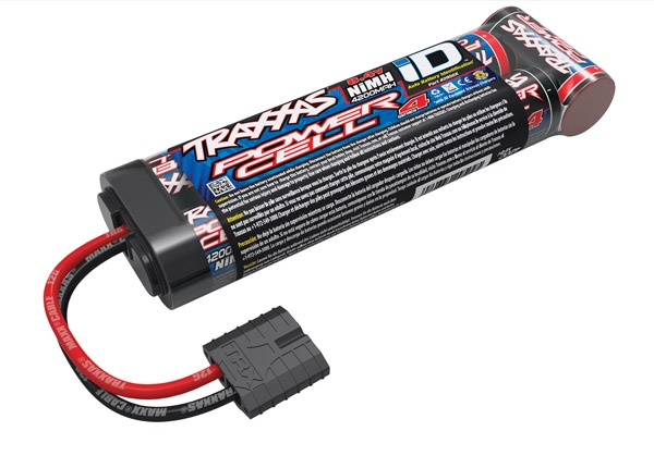 2950X - Battery, Series 4 Power Cell, 4200mAh (NiMH, 7-C flat, 8.4V)