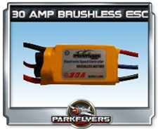 30 amp ESC for Brushless Motor