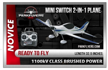 Mini Switch 2-in-1 Sport EP RTF