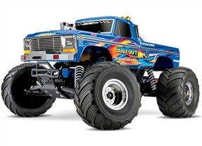 Bigfoot No 1  Monster Truck