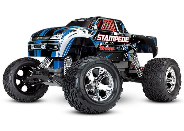 36054-4 Stampede 1/10 Scale 2WD Truck