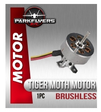Tiger Moth Brushless Motor