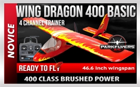 Wing Dragon 400 Basic RTF